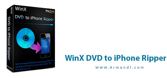 WinX DVD to iPhone Ripper