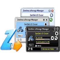 Zentimo xStorage Manager 1.8.6.1246 نرم افزار مدیریت درایو و دستگاه های خارجی USB