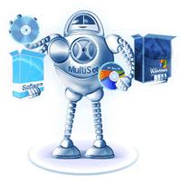 Almeza MultiSet 8.7.3 نرم افزار ساخت سی دی های ویندوز با قابلیت نصب خودکار
