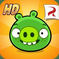 Bad Piggies HD 2.3.0 بازی پازلی برای موبایل