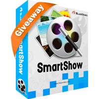 BlazeVideo SmartShow 1.5.0.0 نرم افزار ساخت فیلم از عکس ها و کلیپ ها