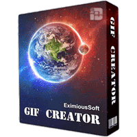 EximiousSoft GIF Creator 7.21 نرم افزار طراحی بنر و انیمیشن سازی