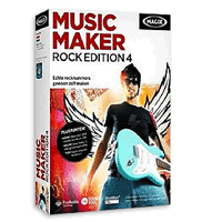 MAGIX Music Maker Rock 6.0.0.6 برای ساخت و تنظیم آهنگ های راک