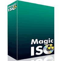 MagicISO Maker 5.5 نرم افزار ایجاد، ویرایش و رایت فایل های ایمیج