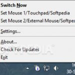 Mouse Speed Switcher