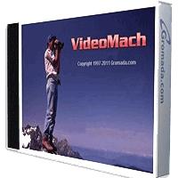 VideoMach 5.10.0 نرم افزار تبدیل تصاویر به فیلم و تبدیل قطعات ویدیویی به عکس