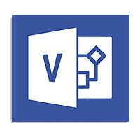 Microsoft Visio 2013 نرم افزار طراحی نمودار و چارتهای سازمانی