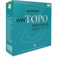 WinTOPO 3.521 نرم افزار تبدیل تصاویر پیکسلی به وکتور