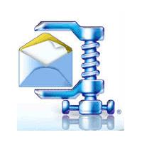 WinZip Courier 5.0 نرم افزار فشرده سازی و محافظت از فایل های ضمیمه ی ایمیل