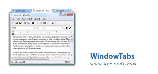 WindowTabs