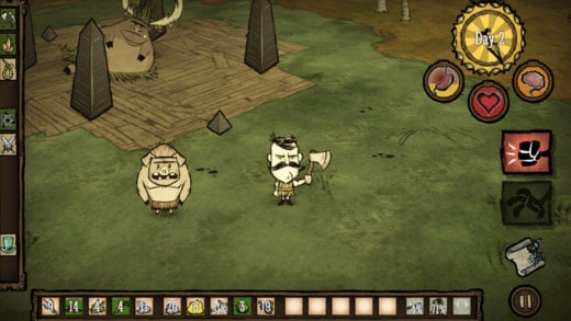 dont starve pocket