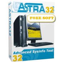 ASTRA32 3.00 نرم افزار نمایش اطلاعات کامل سیستم و بررسی وضعیت سلامت هارد دیسک