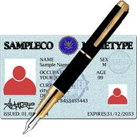 Advanced ID Creator 9.0.225 نرم افزار طراحی و ساخت کارت های اعتباری و شناسایی