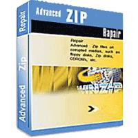 Advanced Zip Repair 2.2 نرم افزار تعمیر و بازسازی فایل های فشرده