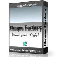 Cheque Factory 1.5.2 نرم افزار ایجاد و چاپ چک های بانکی