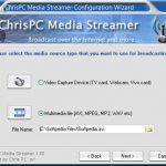 ChrisPC Media Streamer