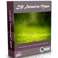 DP Animation Maker 2.1.0 نرم افزار متحرک سازی تصویر و ساخت انیمیشن