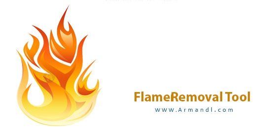 Flame Removal Tool