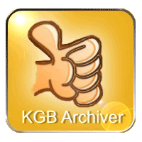 KGB Archiver 1.2.1.24 نرم افزار قدرتمند فشرده سازی فایل ها
