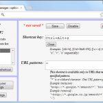 Keyboard Shortcuts Manager
