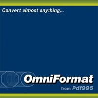 OmniFormat 18.0  نرم افزار تبدیل اسناد و تصاویر به بیش از 75 فرمت مختلف