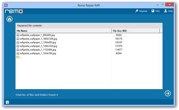Remo Repair RAR 2 0 0 18 نرم افزار تعمیر فایل های آسیب دیده