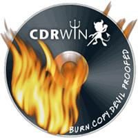 CDRWIN 9.0.11.1109 نرم افزار رایت سی دی و دی وی دی