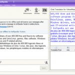 Chat Translator for Yahoo Messenger
