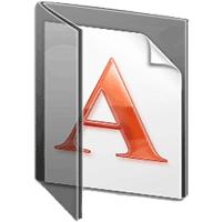 Free Font Renamer 2.1 نرم افزار تغییر نام فونت ها به نام اصلی