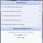 G+ Notifier