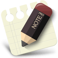 NotePro 3.85 نرم افزار ویرایش و ایجاد فایل های متنی