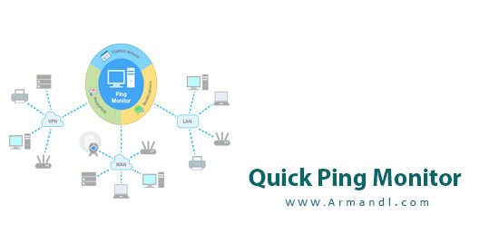 Quick Ping Monitor