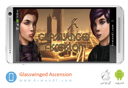 Glasswinged Ascension