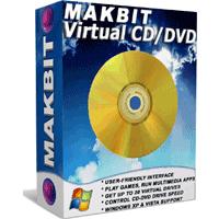 MakBit Virtual CD-DVD 1.9.2 نرم افزار ساخت درایوهای مجازی