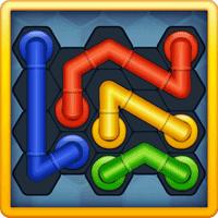 Pipe Lines : Hexa 2.2.4 بازی پازل مسیرهای لوله برای موبایل