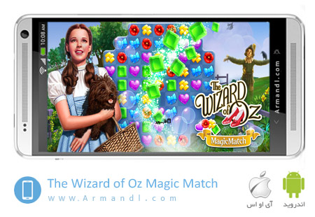 The Wizard of Oz Magic Match
