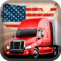 Truck Simulator USA 1.2.0 بازی شبیه سازی تریلی برای موبایل