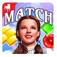 The Wizard of Oz Magic Match 1.0.2104 بازی پازل جادوگر شهر آز برای موبایل