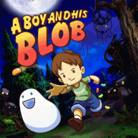 A Boy and His Blob 1.0 بازی ماجرایی خارق العاده برای اندروید