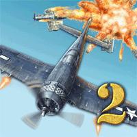 AirAttack 2 1.3.0 بازی اکشن خارق العاده حمله هوایی 2 برای موبایل