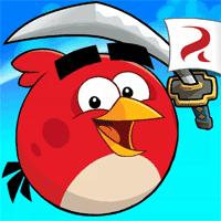 Angry Birds Fight RPG Puzzle 2.5.6 بازی مبارزه پرندگان خشمگین برای موبایل