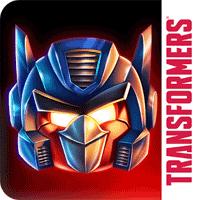 Angry Birds Transformers 1.24.10 بازی انگری بیرد برای موبایل