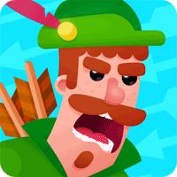 Bowmasters 1.0.6 بازی جذاب و متفاوت کمانداران برای موبایل