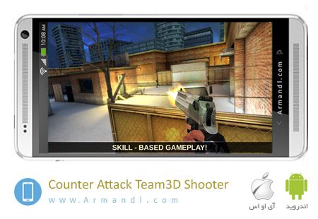 Counter Attack Team 3D Shooter