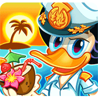 Disco Ducks 1.21.0 بازی پازل اردک دیسکو برای موبایل