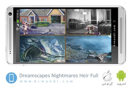 Dreamscapes: Nightmare's Heir Full