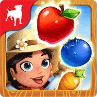 FarmVille: Harvest Swap 1.0.3008 بازی پازل مزرعه برای موبایل