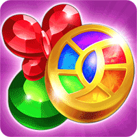 Genies & Gems 62.16.108.01270001 بازی پازل جنی و جواهر برای موبایل