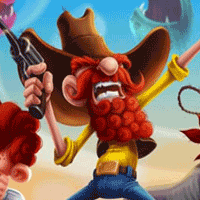 Ginger Rangers 3.8 بازی اکشن جالب تفنگداران گینگر برای موبایل
