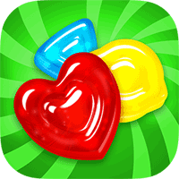 Gummy Drop 2.22.0 بازی پازل آب نبات های ژله ای برای موبایل